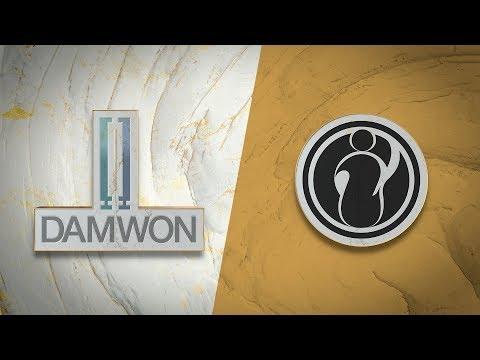 DAMWON Gaming vs Invictus Gaming vod