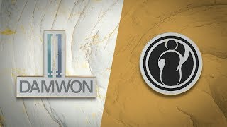 DWG vs IG | Worlds Group Stage Day 8 | DAMWON Gaming vs Invictus Gaming (2019)