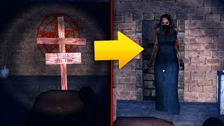 СБЕЖАЛ ОТ УЖАСНОЙ ВЕДЬМЫ! - Demonic Manor 2 Full Gameplay