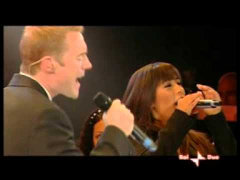 Ronan Keating & Rita Comisi - All Over Again - Concerto di Natale 2006 - 24 - 12