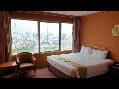 Prince Palace Hotel, Bangkok, Thailand [4K] [2020]