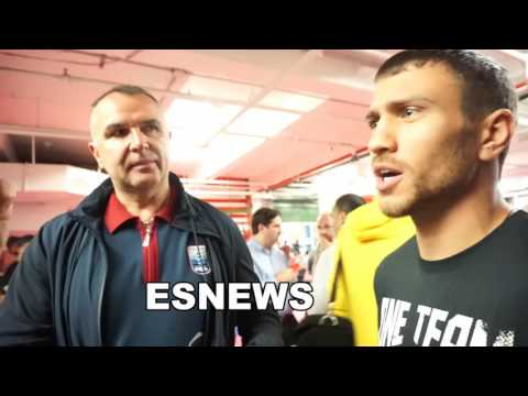 vasyl lomachenko gary russell is all talk says wants rematch never steps up EsNews Boxing