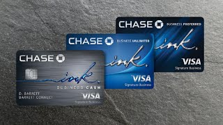 Which Chase Ink Business Card Is the Best? // Comparing All 3