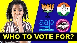 Whom to Vote For in Lok Sabha Elections 2019? Modi Vs Rahul Vs Kejriwal | National Elections 2019
