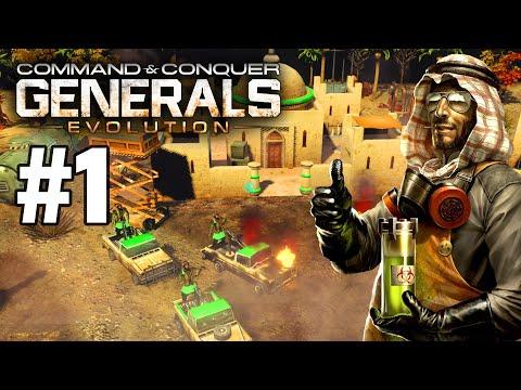 Generals Zero Hour Evolution   GLA Campaign Mission 1 - Dark Return