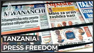 Tanzania crackdown: Government restricts foreign broadcasters