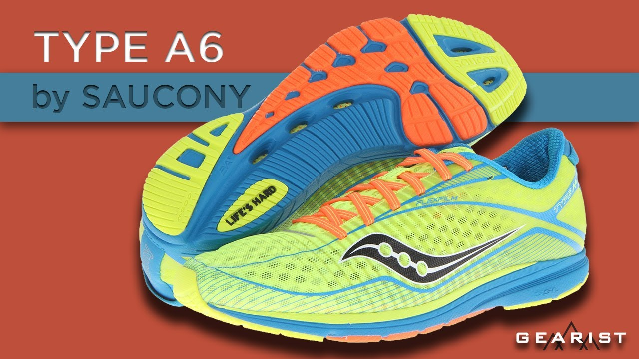saucony - m type a6