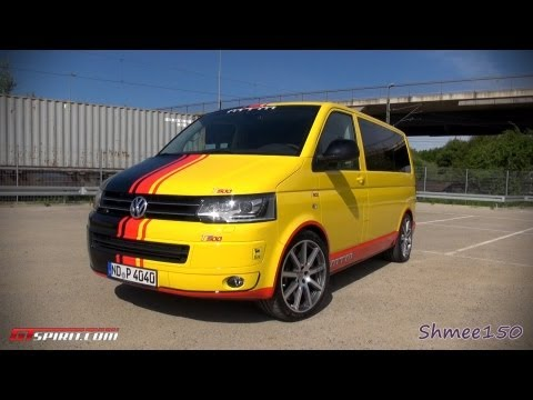 MTM T500 VW Transporter [GTspirit.com Overview]