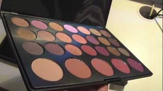 bh cosmetics unboxing and quick review
