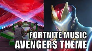 Avengers Theme Song Remix   Fortnite Map CODE