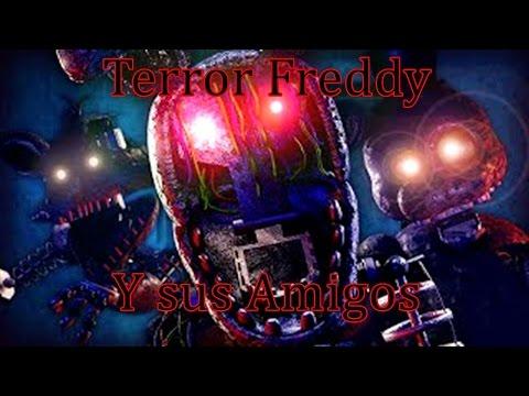 TJCR-O Juego de terror  con Freddy y sus amigos-Gameplay en español