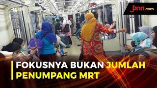 Jumlah Penumpang MRT Kembali Naik Saat PSBB Transisi - JPNN.com
