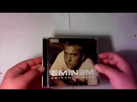 Eminem - Eminem is back (unboxing)