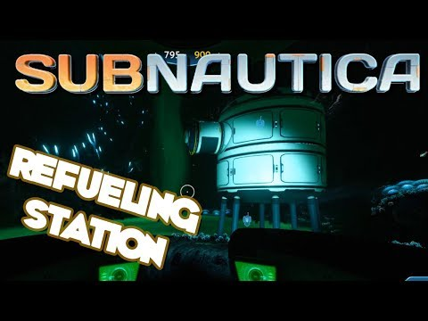 Refueling Station | SUBNAUTICA Full Release | Ep 27 | Subnautica Walkthrough!
