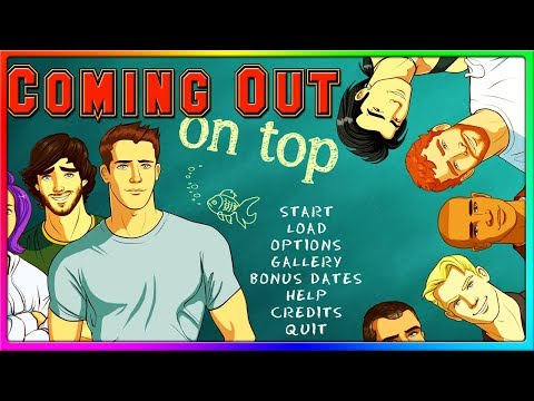 HOT GUYS EVERYWHERE! | Coming Out On Top Gameplay
