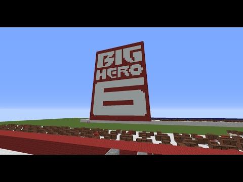 Fall Out Boy - Immortals - Big Hero 6 [Minecraft Noteblocks]