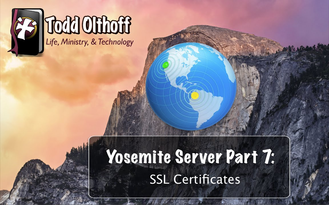 Yosemite server part 7 ssl certificates youtube yosemite server part 7 ssl certificates 1betcityfo Image collections