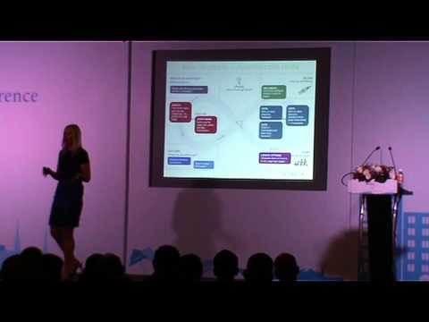 Gabrielle Benefield at Colombo Agile Conference 2014