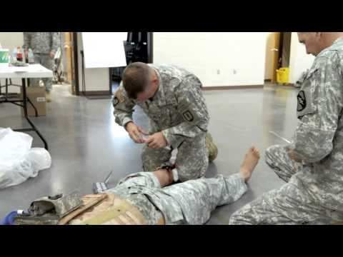 2015 Mississippi Army National Guard Best Warrior Competition