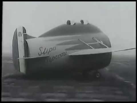 1933 Stipa-Caproni Aircraft