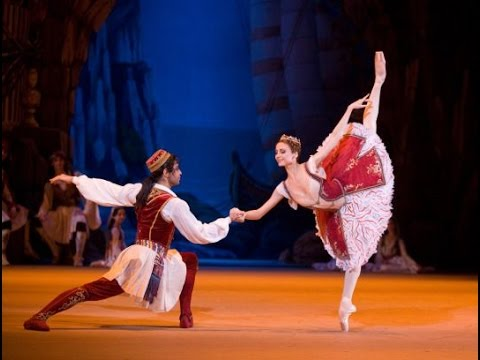 Le Corsaire (the best parts) Svetlana Zakharova Bolsoi Ballet