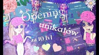 #1 MovieStarPlanet ♥ Opening unikatów za 10 lvl!!!