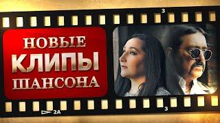НОВЫЕ КЛИПЫ ШАНСОНА. Выпуск №1 - 03.09.2020. Видео Альбом 2020 (12+)