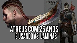 God of War 5(Episódio 2) A Herança - Atreus com 26 anos