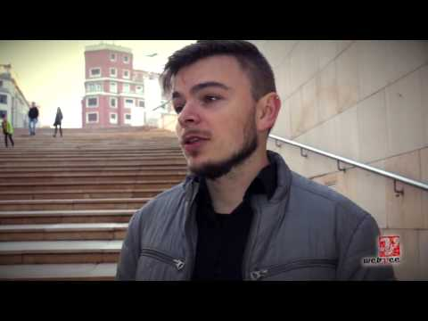 "Susan E. Clarke interviews Dirk Rosenlöcher ""Discocalypse"" creator at Bilbao Web Fest"