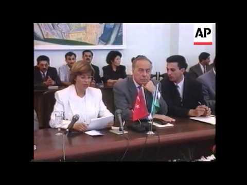 "Azerbaijan - Oil ""Contract Of The Century""/ Show"