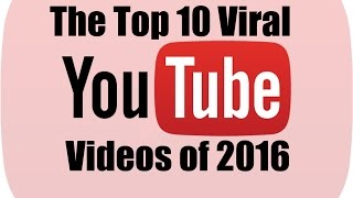 Sepuluh (10) Video Paling Banyak Ditonton di Youtube Tahun 2016 (Top 10 Viral Youtube Videos 2016)