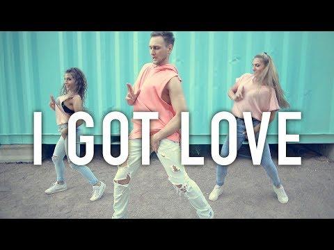 Miyagi, Эндшпиль Ft. Рем Дигга - I Got Love | @oleganikeev choreography | ANY DANCE
