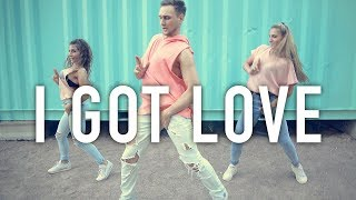 Miyagi, Эндшпиль Ft. Рем Дигга - I Got Love | @oleganikeev choreography | ANY DANCE