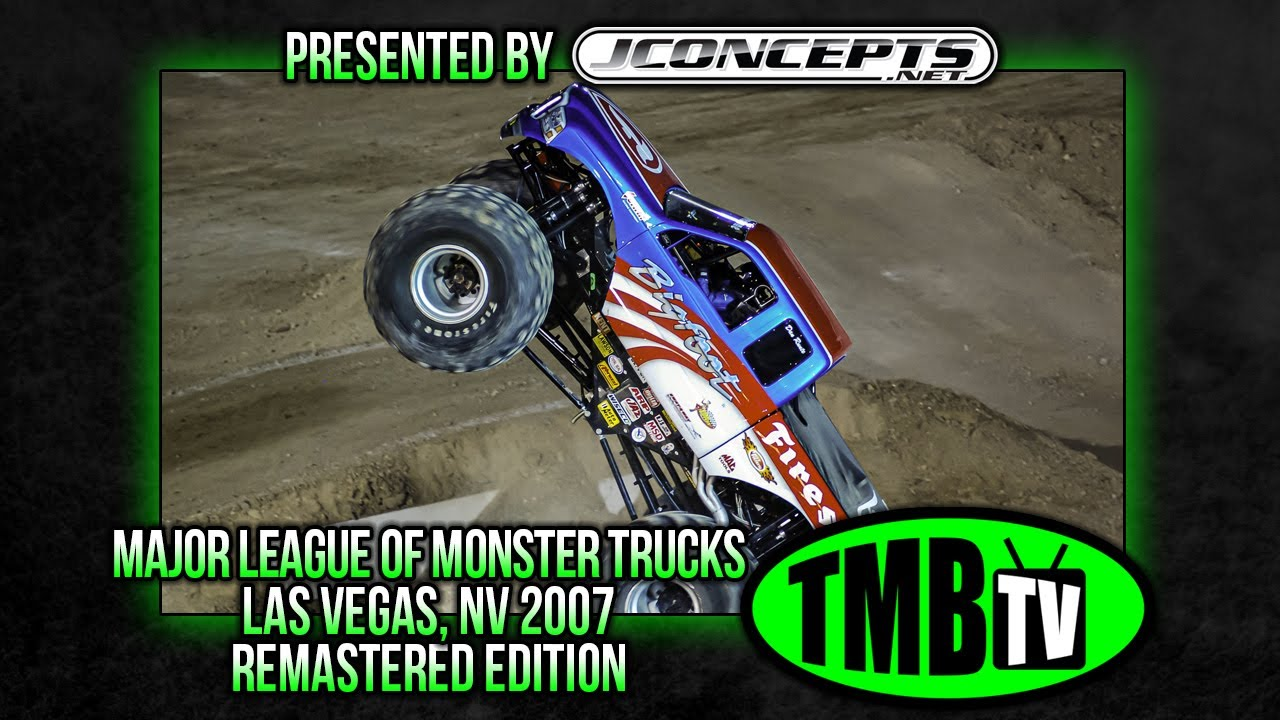 TMB TV Monster Trucks - MLMT Las Vegas 2007