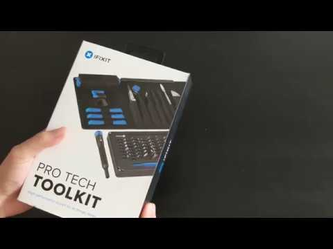 Ifixit Pro Tech Toolkit Overview Youtube