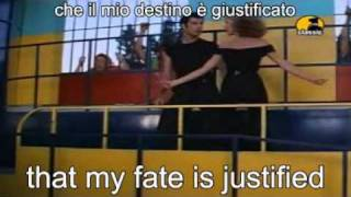 Grease - You Are The One That I Want ( Lyrics + traduzione ).avi
