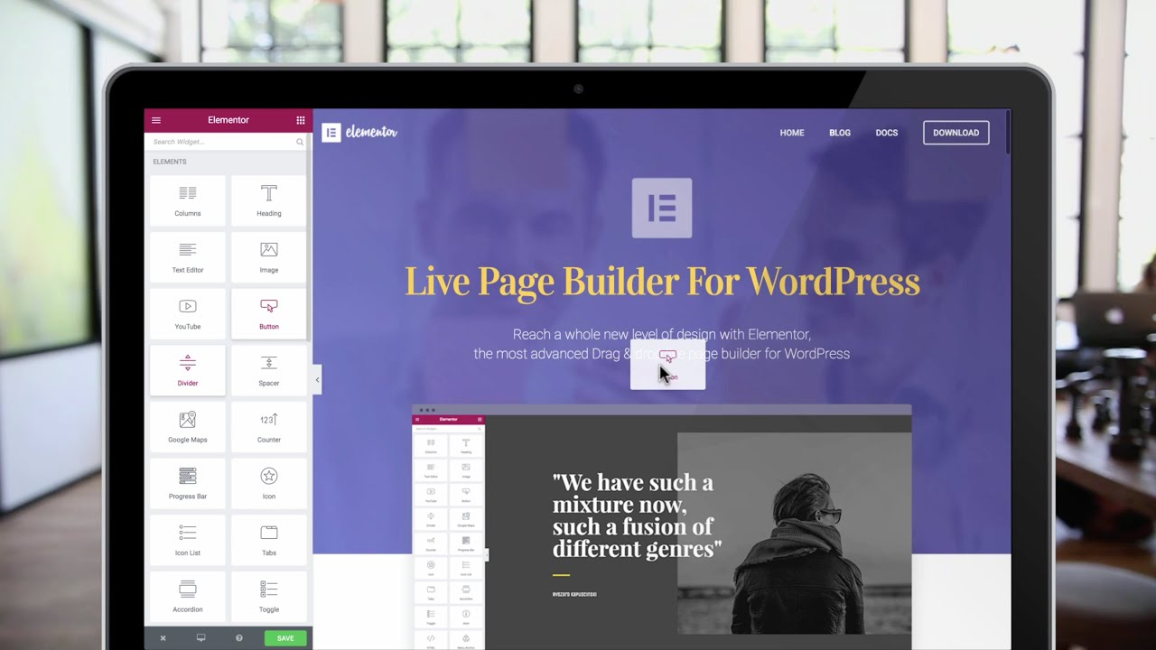 11495c5ba2 Elementor Page Builder – WordPress plugin | WordPress.org