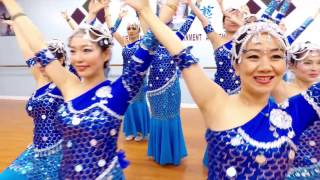 傣族舞蹈 美人鱼