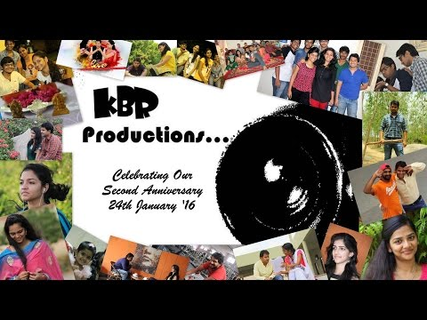 KBR Productions || 2nd Year Anniversary || Interview || Thank you all