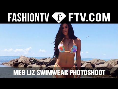 Summer Days in Meg Liz Swimwear   FashionTV