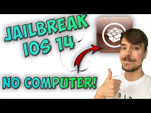 How To Jailbreak IOS 14 🔓 IOS 14 Jailbreak (NO COMPUTER)