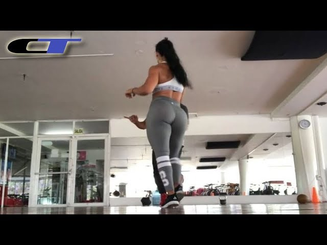 UNPARALLELED SALSA ABS WORKOUT (Ana Cozar)