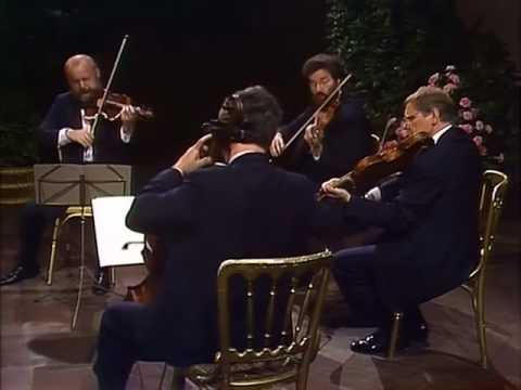 Beethoven String Quartet No 9 Op 59 No 3 in C major Alban Berg Quartet