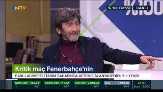 Rıdvan Dilmen ve Murat Kosova ile %100 Futbol (Fenerbahçe-Alanyaspor | 7 Ocak 2021)