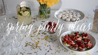 Spring Party Ideas | beautybloom212 Thumbnail