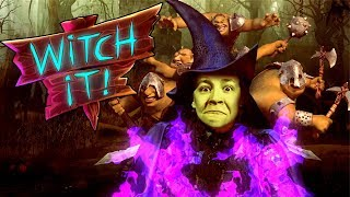 Hilfe! Community! - Witch It - HWSQ #139