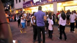 THR RAAGA FLASH MOB (Ithu Eppadi Irukku)