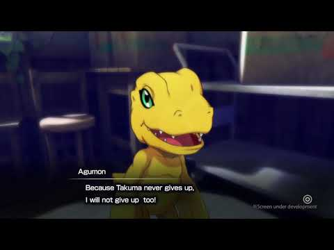 Digimon Survive - Teaser Trailer | PS4, X1, PC, Switch