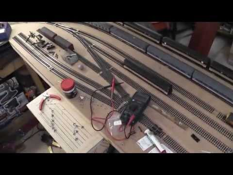Building a Model Railway – Part 6 – Completing Electrics