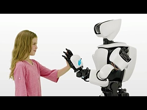 Top 3 - Super Cool Humanoid Robots With Artificial Intelligence From Japanese Giant Companies